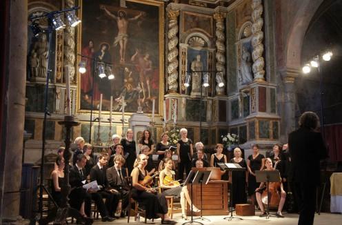 Cordes-sur-Ciel, concert Trésors Baroques