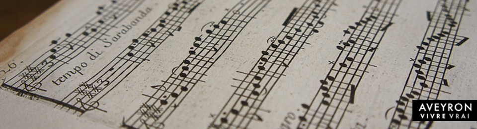 Labyrinthe Musical en Rouergue