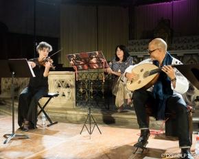 Fanny Paccoud, Guillemette Laurens, Ihab Radwan