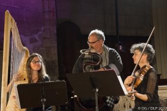 Angélique Mauillon, Michel Godard, Fanny Paccoud