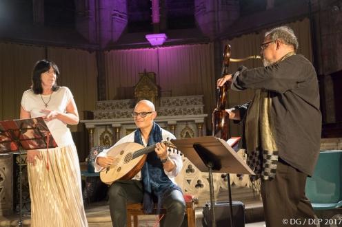 Guillemette Laurens, Ihab Radwan, Michel Godard