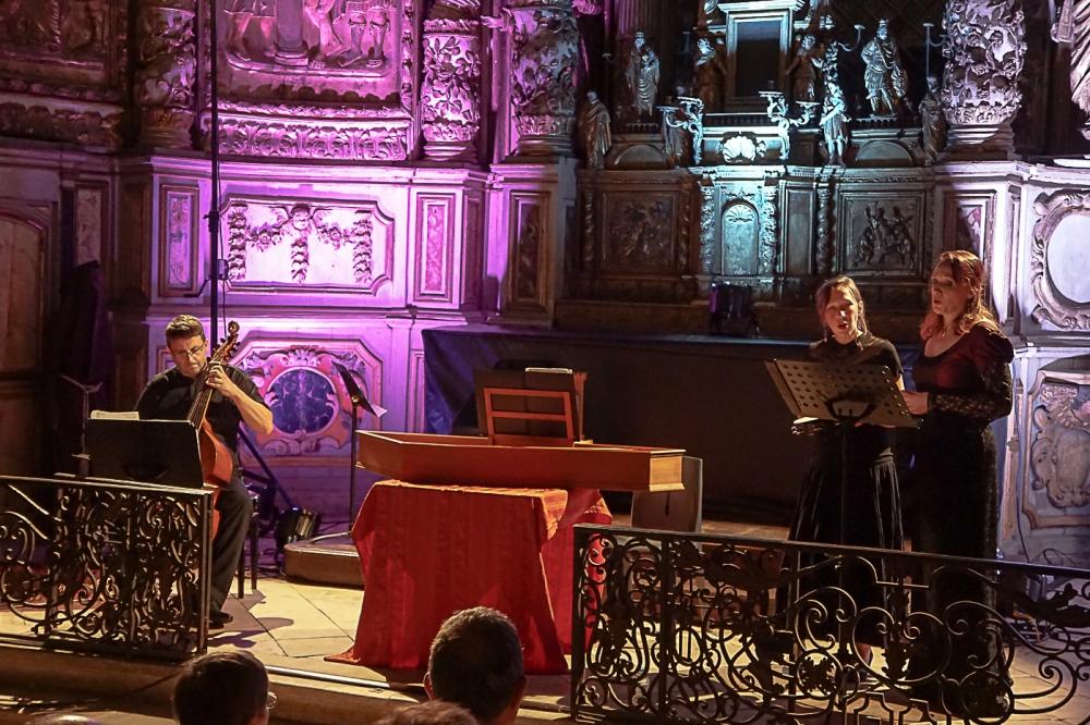 Les Cantates Spirituelles : délicate évocation de la Renaissance