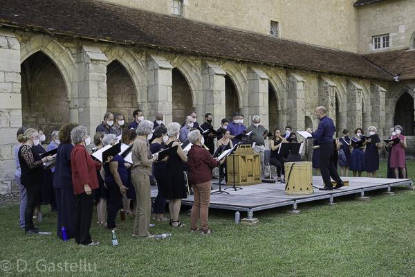 Concert Ensaladas et Chansonniers