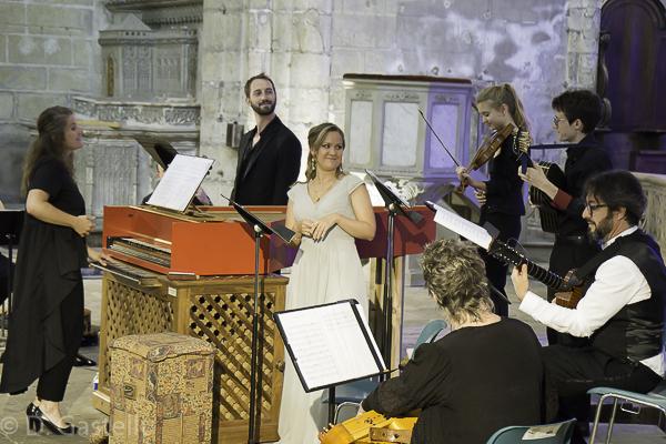 Ensaladas et Chansonniers : Ensemble L'Aubade, Turba Consort et chœur du Labyrinthe musical
